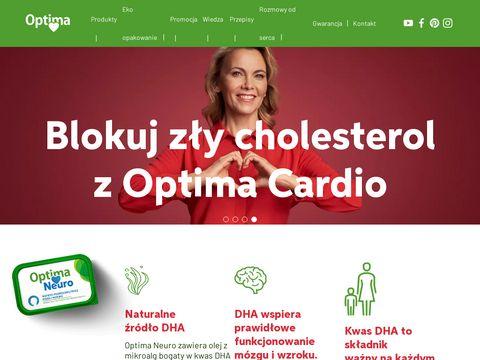 Optymalnewybory.pl zdrowe odżywianie