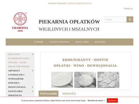 Oplatki-charistia.pl Hostie