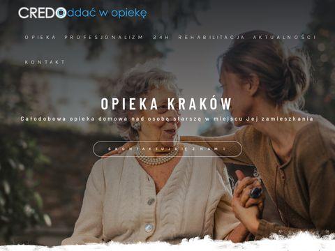 Credo - opieka Kraków