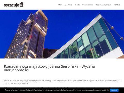 Oszacuje.pl - wycena nieruchomości