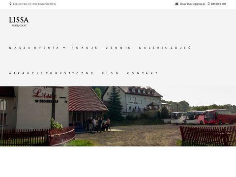 Osrodeklissa.pl - kotlina Kłodzka nocleg