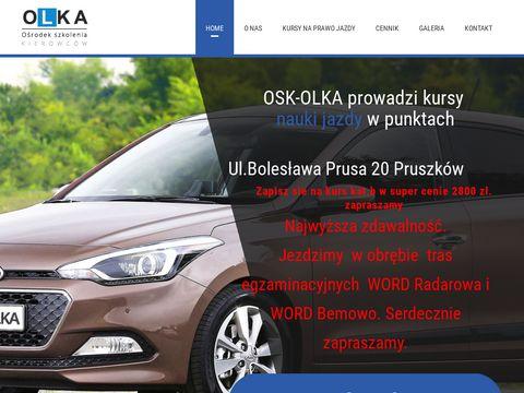 Osk-Olka.pl - nauka jazdy Bemowo