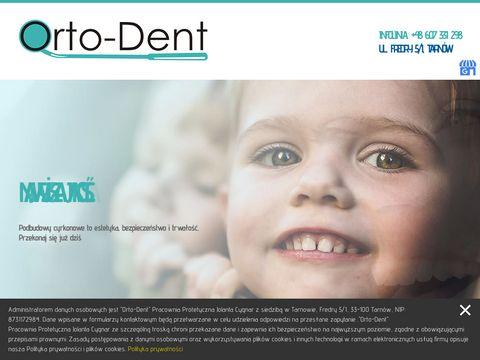Ortodent-tarnow.pl aparaty retencyjne