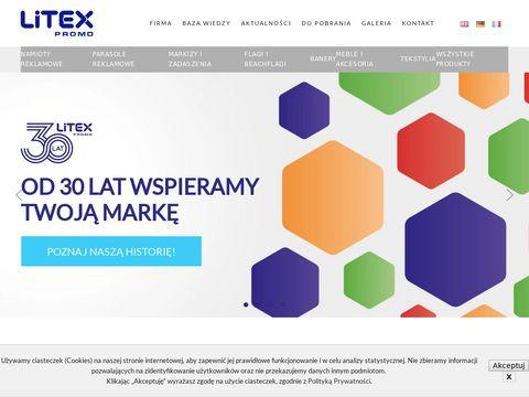 Litex.pl produkcja parasoli