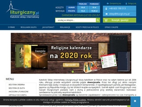 Liturgiczny.pl dewocjonalia