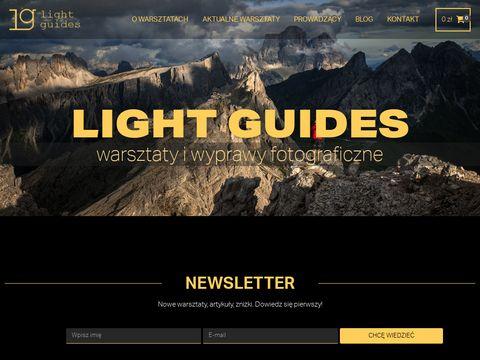 Light-guides.pl warsztaty fotograficzne w górach
