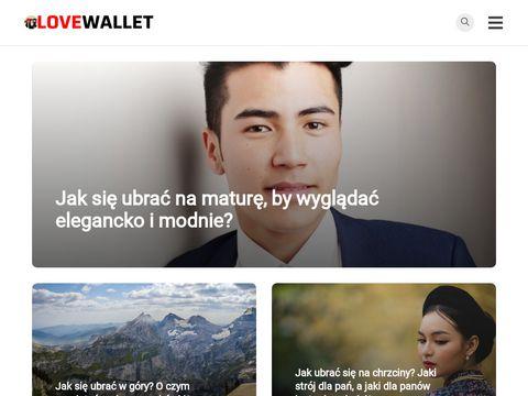 Lovewallet.pl portfel skórzany męski