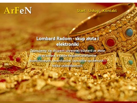 Lombard.radom.pl skup złota i elektroniki