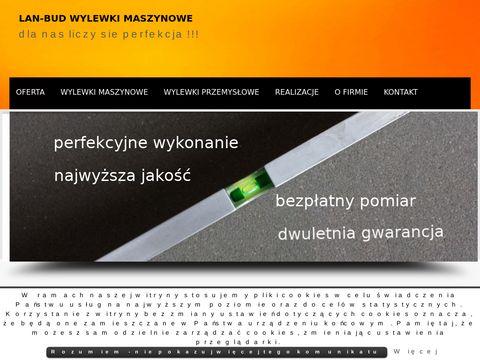 Lan-bud.eu posadzki maszynowe
