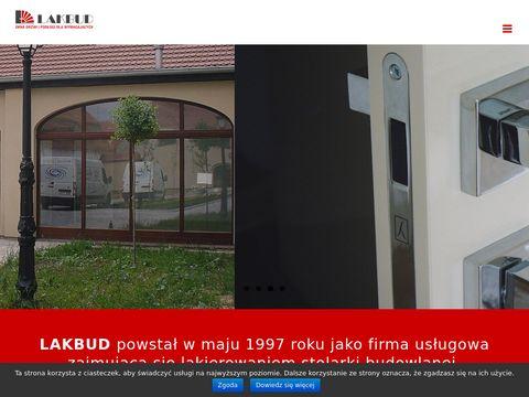 Lakbud Okna drewniane Wrocław