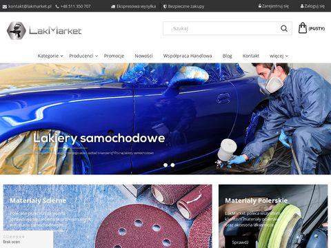 LakMarket.pl - lakiery samochodowe