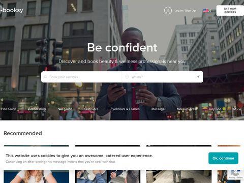LadyTime.pl strzyżenie męskie