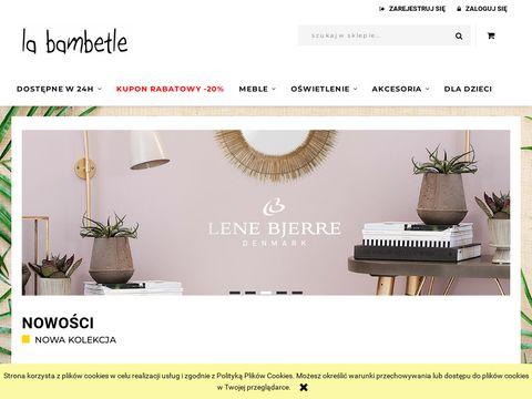 Labambetle.pl - meble