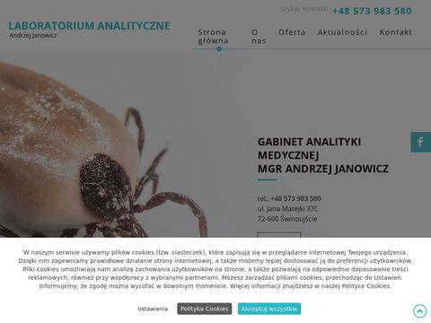 Laboratoriumswinoujscie.pl