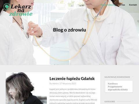 Lekarznazdrowie.pl poradnik o zdrowiu