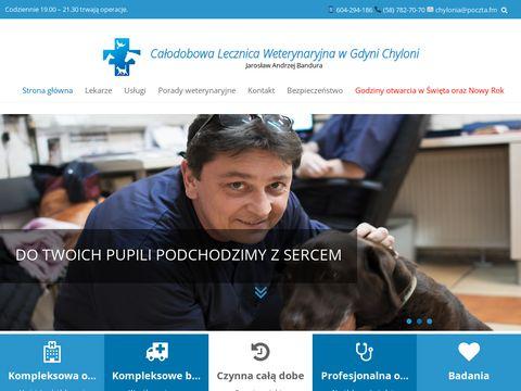 J.A. Bandura sterylizacja zwierząt