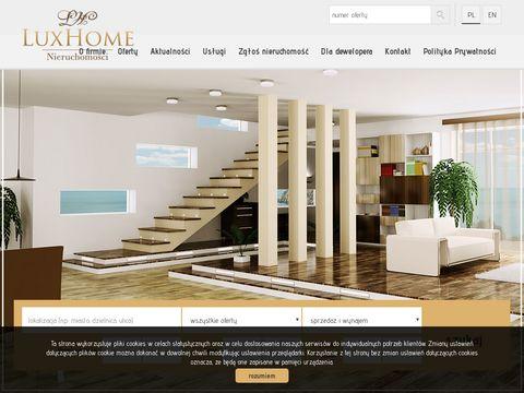 Lux-home.com.pl wynajem mieszkań