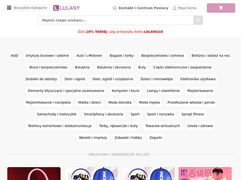 Lulany.pl zakupy produktów z hurtowni