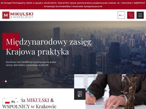Mikulski.krakow.pl podatek od spadków darowizn