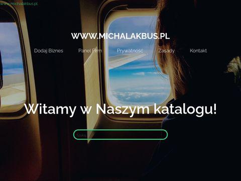 MichalakBus Przewóz osób