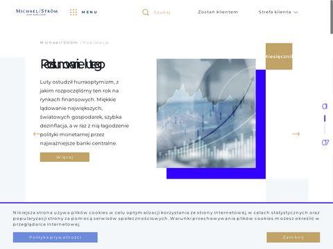 Michaelstrom.pl - wycena przedsiębiorstw
