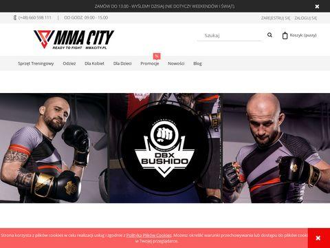 Mmacity.pl fight shop MMA