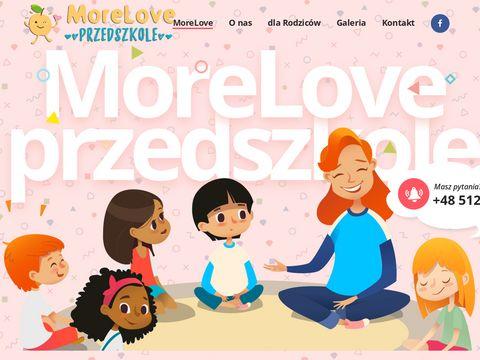 Morelove-przedszkole.pl świat Twojego dziecka