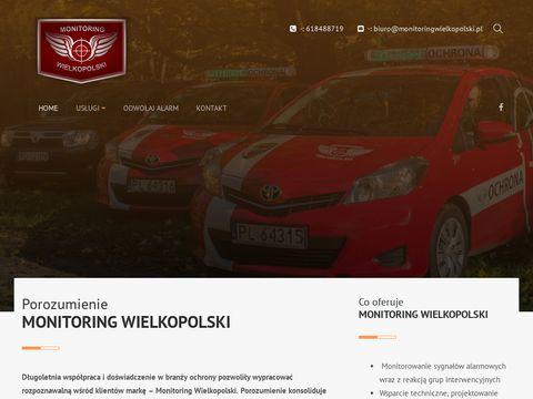 Monitoringwielkopolski.pl - active guard