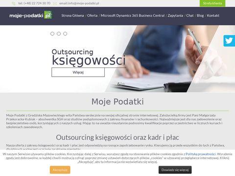 Moje-podatki.pl biuro rachunkowe