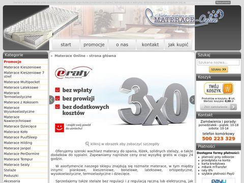 Materace-online.eu