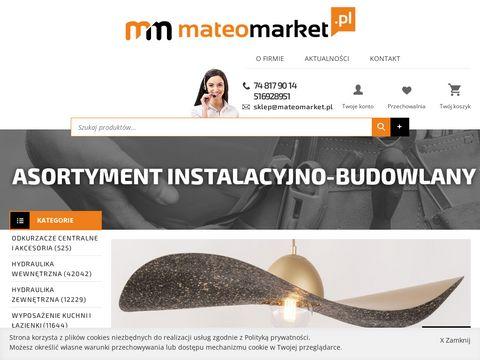 Mateomarket.pl sklep internetowy
