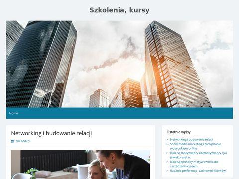 Maquillage Art A.Bożek kursy wizażu