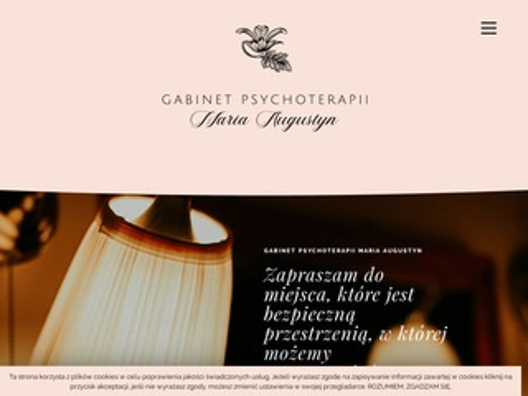 Mariaaugustyn.pl - terapia par Kraków