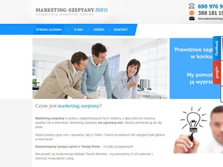 Marketing-szeptany.info
