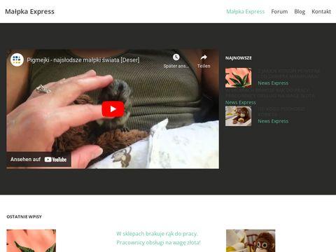 MałpkaExpress.pl - sklep spożywczy