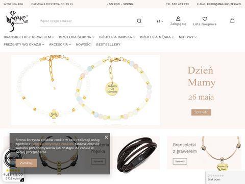 Mak-Biżuteria sklep internetowy