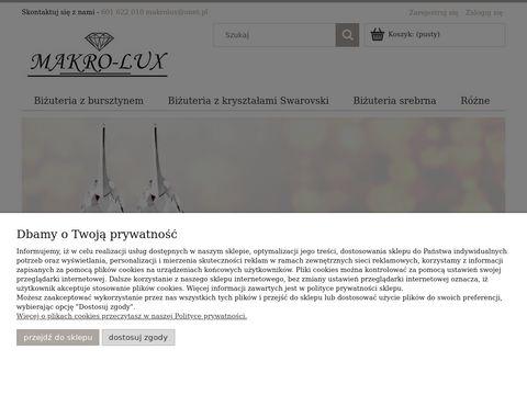 Makrolux.pl kryształy Swarovski