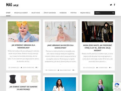 Mag.net.pl jak modnie się ubierać