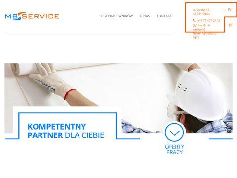 MBService agencja pracy Opole
