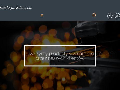 Metalurgiaintensywna.pl meble loftowe