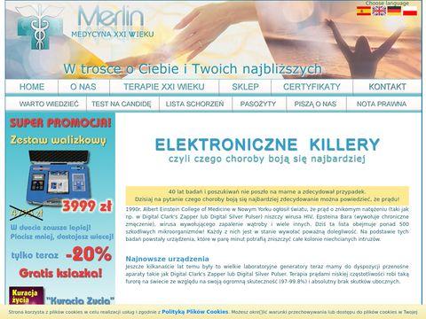 Merlin-Zdrowie.pl astma leczenie
