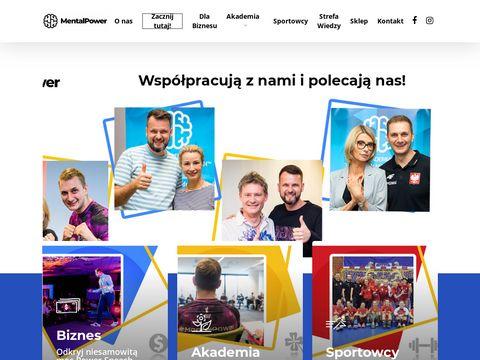 Mental-power.pl trening mentalny