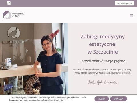 Med Estetic leczenie łysienia