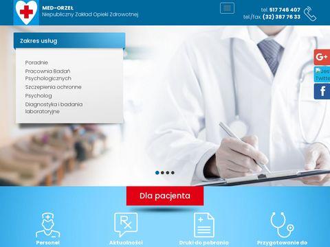 Medorzel.pl rehabilitacja