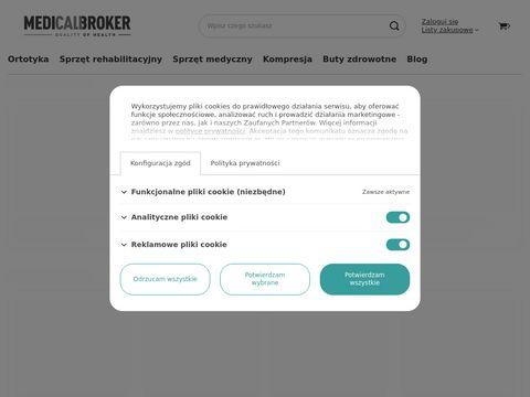 Medicalbroker.pl - buty zdrowotne