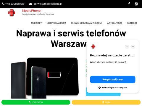 Medicphone.pl serwis telefonów Huawei