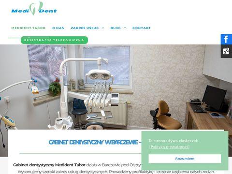 Medident implanty zębów Olsztyn