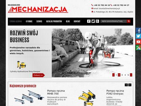 Mechanizacja.pl akcesoria hydrauliczne