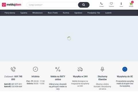 Meblujdom.pl - fotele obrotowe