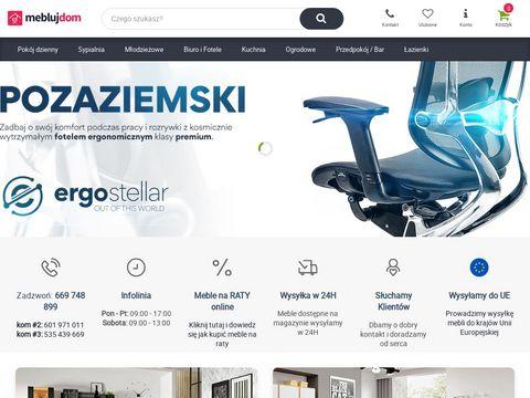 Meblowiec.pl internetowy sklep meblowy